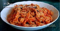 Se questo è un piatto di ripiego ben vengano le rivisitazioni di paste più famose Piatto semplice che ha poco da invidiare alla imitata pasta con le sarde
