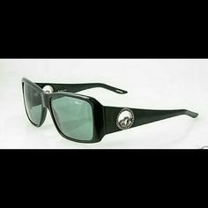 Chopard Sunglasses Chopard black rhinestone design sun glasses. Only used it couple of times. Excellent condition w/original case.  SCH 030S 700 Made in Italy Chopard Accessories Glasses