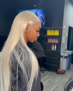 Sew In Hairstyles, Baddie Hairstyles, Black Girls Hairstyles, Hot Hair Styles, Natural Hair Styles, Cute Hair Colors, Colored Wigs, Birthday Hair, African American Hairstyles