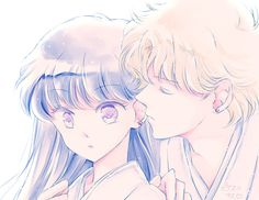 Sailor Moon / Mars and Jedeite