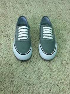 How to How to Bar Lace Your Vans