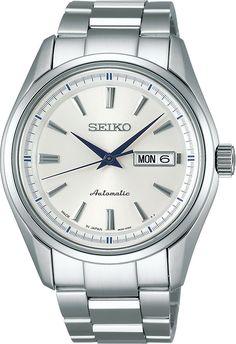 Amazon.com: SEIKO watch PRESAGE mechanical self-winding (with manual winding) SARY055 Men: Clothing
