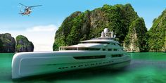 Earlier in the month Pride Mega Yachts announced the sale of their massive vessel, Illusion, which is almost 300 feet long. While the company didn't make any mention of who bought it and for how much, the delivery date is for 2015 and they...