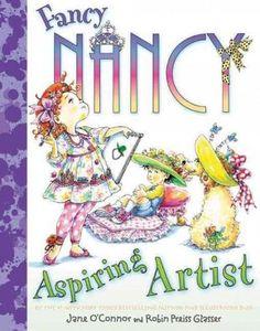 Fancy Nancy Aspiring Artist