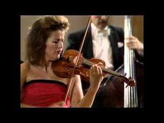 Anne-Sophie Mutter - 4 Seasons Vivaldi - Spring I Allegro, Karajan
