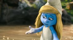 The sexism of Smurfette
