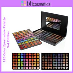 bh cosmetics third edition review