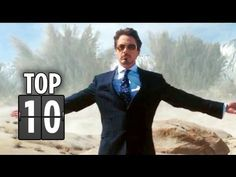 Here are the top 10 Iron Man movie quotes to watch when you're feeling blue. There's nothing like a nice slice of Tony Stark to brighten up my day.