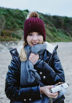 Zoe actually came down the where I live! I walk the dog on The beach she went on! Gutted I missed her  - Megan