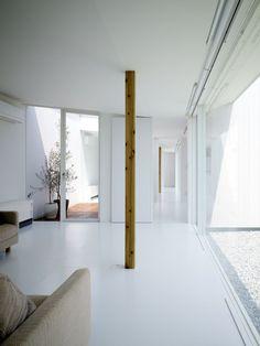 Galeria de Sundial House / Hironaka Ogawa & Associates - 4