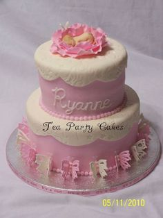 Butterfly Baby Shower Cake Https://www.facebook.com/pages/