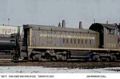 Old Canadian CN Diesel Engines Canadian National Railway, Vintage Trains, Train Room, Steam Engine, Diesel Engine, Train Station, Engineering, Canada, Pictures