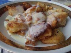 Jablká v župane - Recept pre každého kuchára, množstvo receptov pre pečenie a varenie. Recepty pre chutný život. Slovenské jedlá a medzinárodná kuchyňa