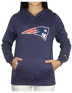 Womens Pink Victorias Secret New England Patriots Pullover Hoodie M Dark  Blue     You 15d3e8bc0