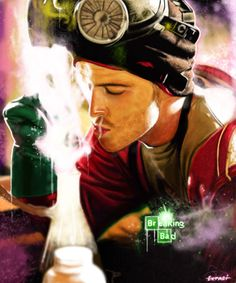 Breaking Bad - Jesse Pinkman by p1xer.deviantart.com on @deviantART