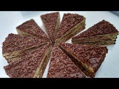 """MIKADO"" Tort armenesc   Reghina Cebotari - YouTube Macaron Cake, Macarons, Happy Foods, The Creator, Sweets, Meat, Carrot, Youtube, Cakes"