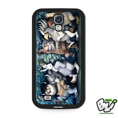 Where The Wild Things Are Samsung Galaxy S4 Case