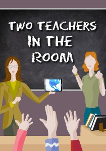 Co-Teaching: Things teachers can discuss to keep the co-teaching partnership on the upward swing.