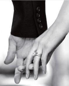 Los anillos de compromiso de Tiffany & Co