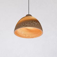 Cup30 lamp by Wishnya Design Studio