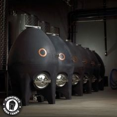 American-made Concrete Beer Tanks by Sonoma Cast Stone Nano Brewery, Home Brewery, Beer Brewery, Home Brewing Beer, Brewing Equipment, Beer Packaging, Brew Pub, Beer Recipes, How To Make Beer