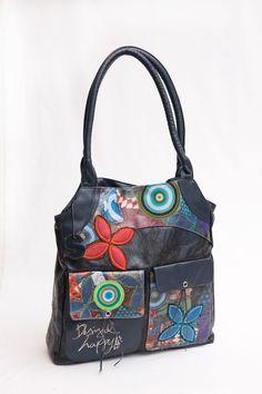 Desigual Bag obvious long Dark Blue