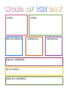 1000+ images about Word Study - Spelling and Vocabulary on ...