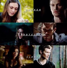 The Originals: Klaus and Hayley | I don't ship #Klayley but love be this edit