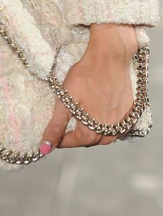 Nagels @ Chanel Haute Couture a/w 2012