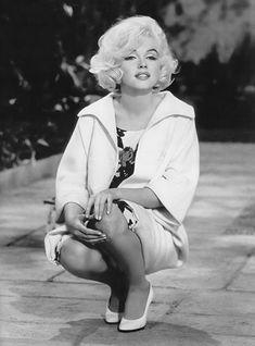 Marilyn Monroe DefiningIconicStyle.com