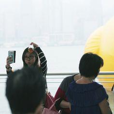 RUBBER DUCK@Hong Kong by ringo01_hk, via Flickr