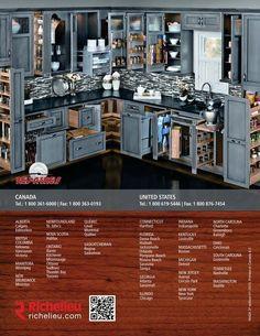 Catalog - Storage Accessories - page 24 - Richelieu Hardware