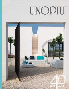 Unopiù, 40 years of experience and passion for outdoor furniture for gardens and terraces. Unique Furniture, Cheap Furniture, Discount Furniture, Furniture Plans, Luxury Furniture, Garden Furniture, Outdoor Furniture, Kitchen Furniture, Table Top Design