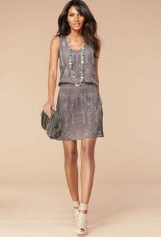 cocktail dress, very pretty, but you got to have the body to wear it :)