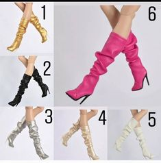 So stoning so style just pick a number.Fit all same size 12 inch doll! Transparent Boots, Barbie Fashionista Dolls, Barbie Shoes, Edgy Outfits, Vintage Barbie, Fashion Dolls, Beautiful Dresses, Curvy, Size 12