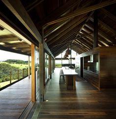 Jamberoo Farm House via Casey Brown Architecture