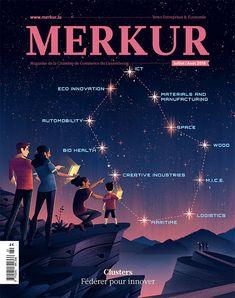 Le magazine de la Chambre de Commerce du Luxembourg. Numéro 4 Juillet/Août 2018