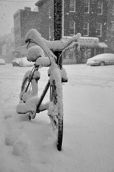 NYC Blizzard 2010