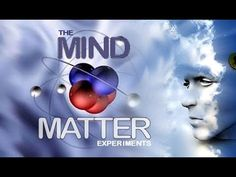 Mind Over Matter Is Real: Experiments Reveal! - YouTube