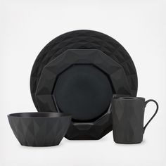 Castle Peak 4-Piece Place Setting by kate spade new york on Zola