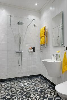 bathroom - tiles