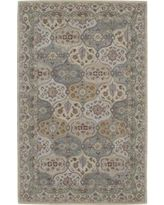 Nourison Hand-tufted Multi Color Wool Rug (8' x 10'6)