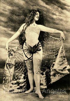"Vintage Photo ""Mata Hari"" 2 Paris 1910 Leopold Reutlinger   eBay"