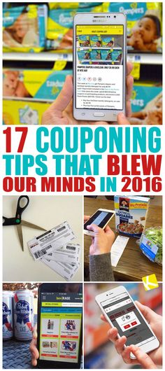 16 Couponing Tips That Blew Our Minds in 2016 – Kel Hawkins 16 Couponing Tips That Blew Our Minds in 2016 Maximize coupon savings with pre-made shopping lists from the Krazy Coupon Lady site and app. Couponing For Beginners, Couponing 101, Extreme Couponing, Start Couponing, Frugal Living Tips, Frugal Tips, Frugal Meals, Freezer Meals, Ways To Save Money