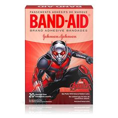 Band-Aid Brand Adhesive Bandages for Minor Cuts and Scrapes, Featuring Marvel Avengers Characters for Kids, Assorted Sizes 20 ct Pisces Woman, Scorpio Men, The Conjuring True Story, Marvel Avengers Assemble, Avengers Characters, Natural Rubber Latex, Hip Hop Art, Johnson And Johnson, Band Aid