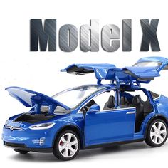 $33.75 - Nice New 1:32 Tesla MODEL X Alloy Car Model Diecasts & Toy Vehicles Toy Cars Free Shipping Kid Toys For Children Christmas Gifts - Buy it Now!
