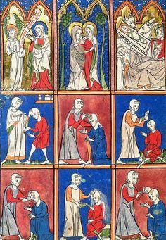 Surgical procedures,  c.1300