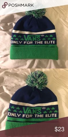 Vans beanie, never been worn! Never been work vans snow hat/beanie Vans Accessories Hats