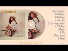 Vaninha   Amor e Ternura   Playback Cd Completo Djanir Produções 1989