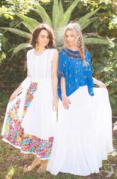 64d47b35f7d Mi Golondrina Mexican Dress Guatemalan Top Embroidery   Photographer  John  Cain http